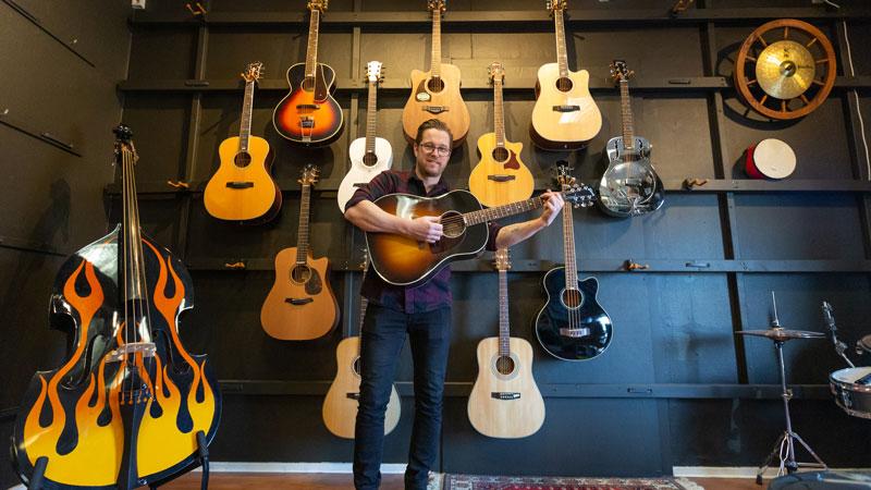 Gitarrer av alla dess sorter